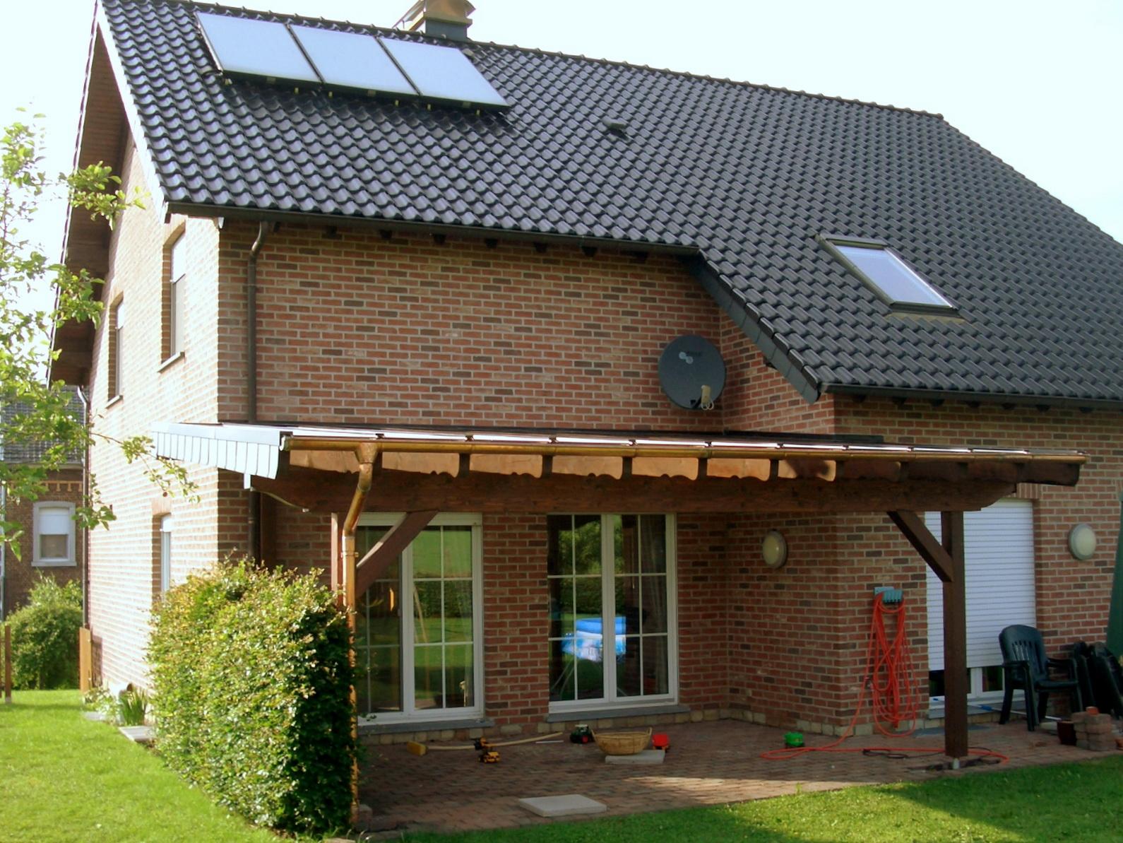 Pergola 39 s hedach ag houtconstructies voor dak en wand - Pergola dakbedekking ...